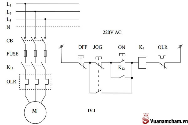 Cách vẽ sơ đồ mạch điện đơn giản