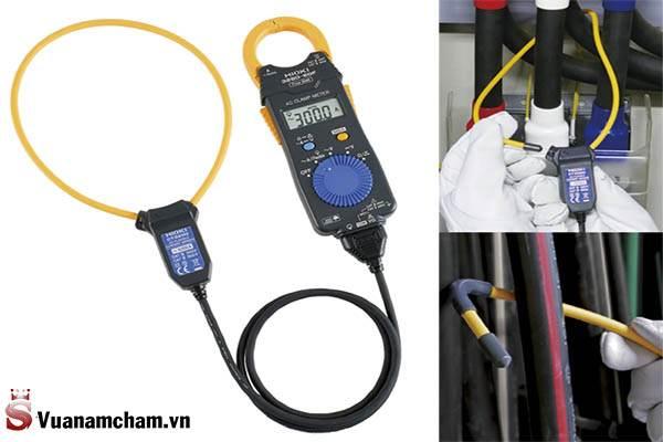 Sử dụng ampe kế đo điện xoay chiều