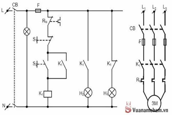 Sơ đồ mạch điện là gì?
